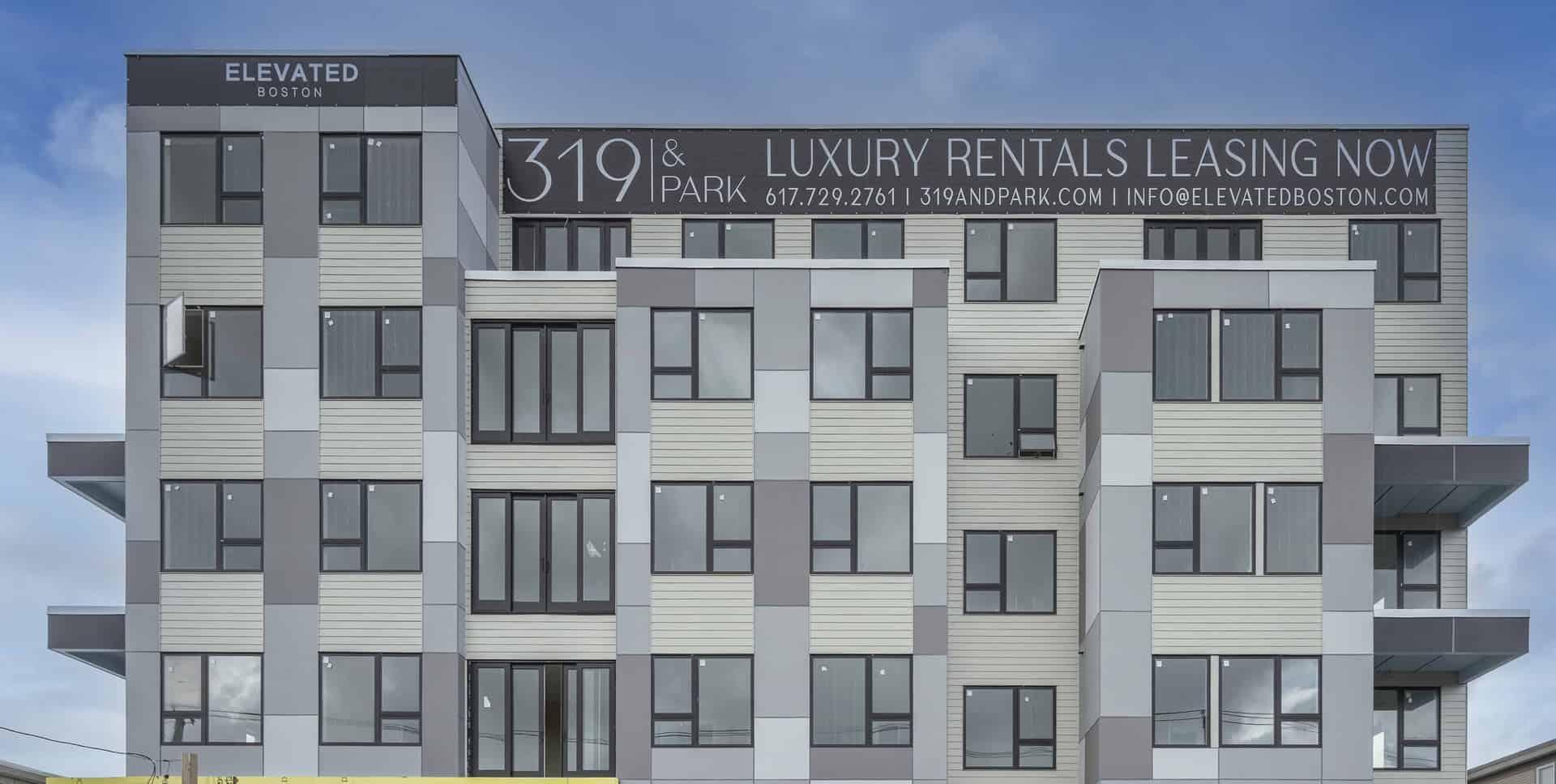 319 & Park   East Boston Luxury Rentals