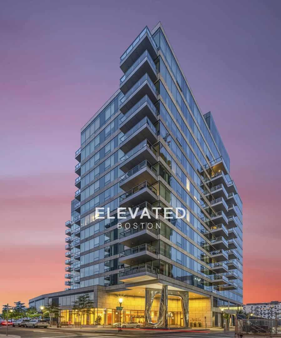 50 Liberty | Seaport Luxury Waterfront Condos