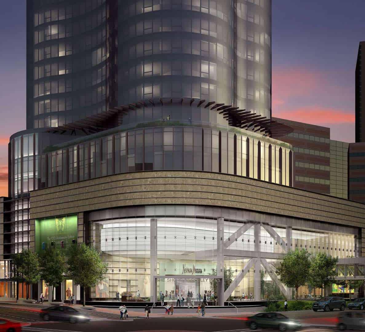 Copley Place Tower | Boston Luxury Condos