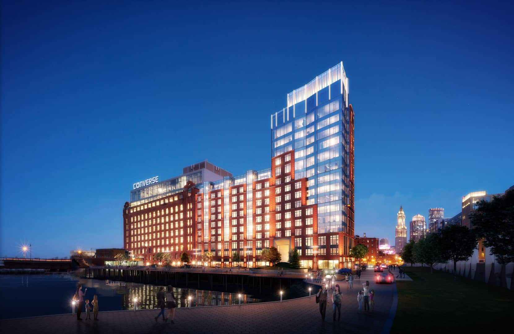 Lovejoy Wharf | Boston Luxury Condos