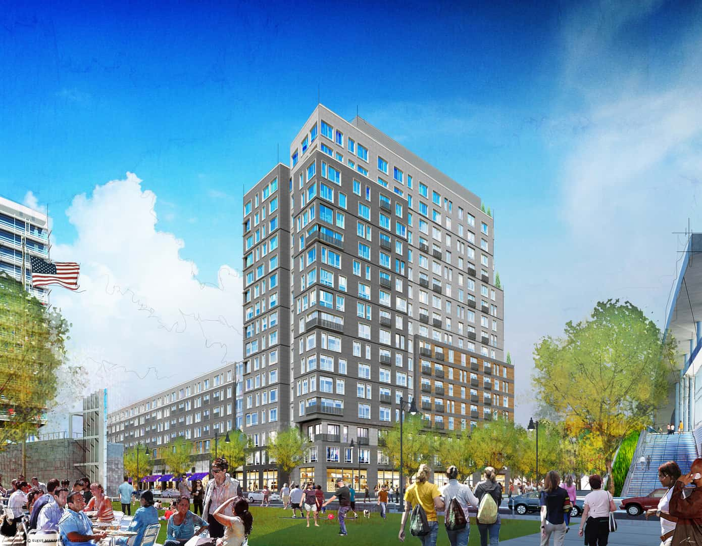Lantera   Luxury Apartments at Boston Landing