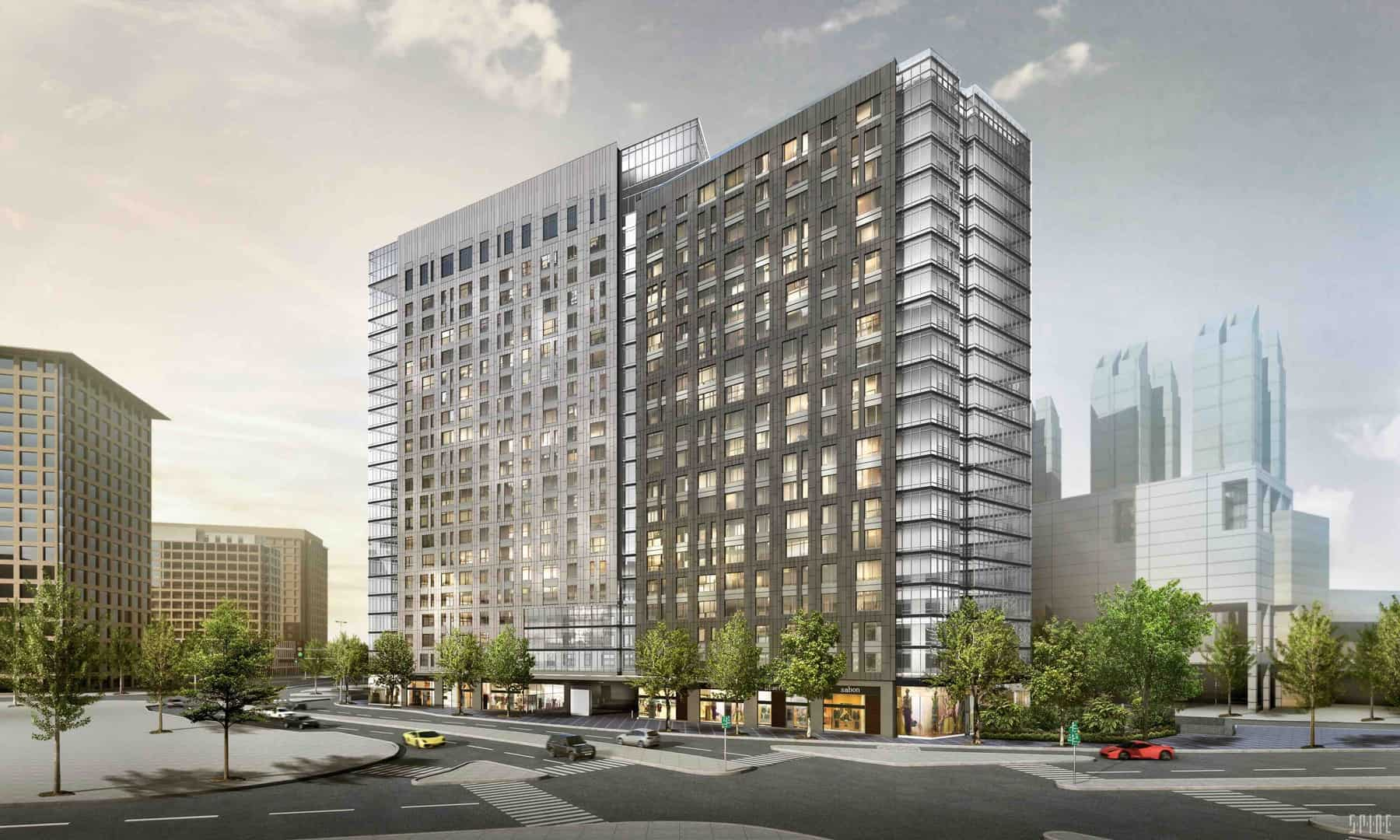 399 Congress | Seaport Luxury Apartments