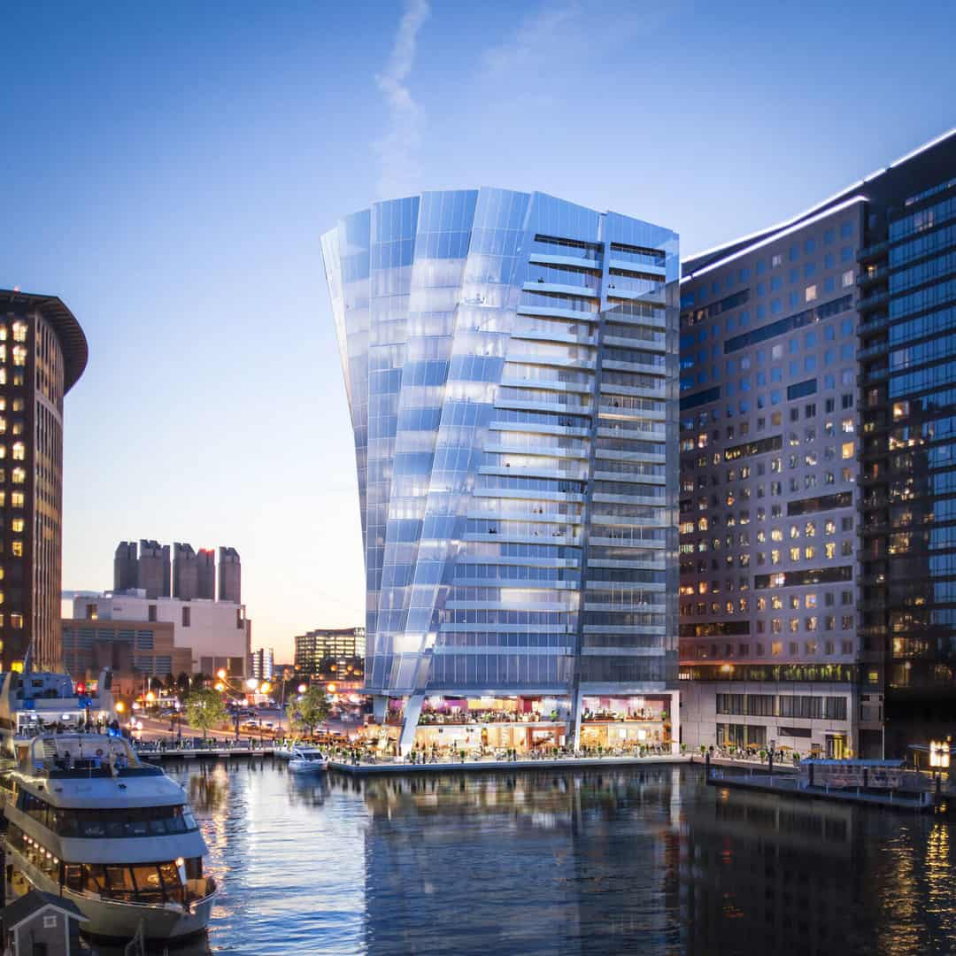 St. Regis Residences, 150 Seaport Boulevard Boston