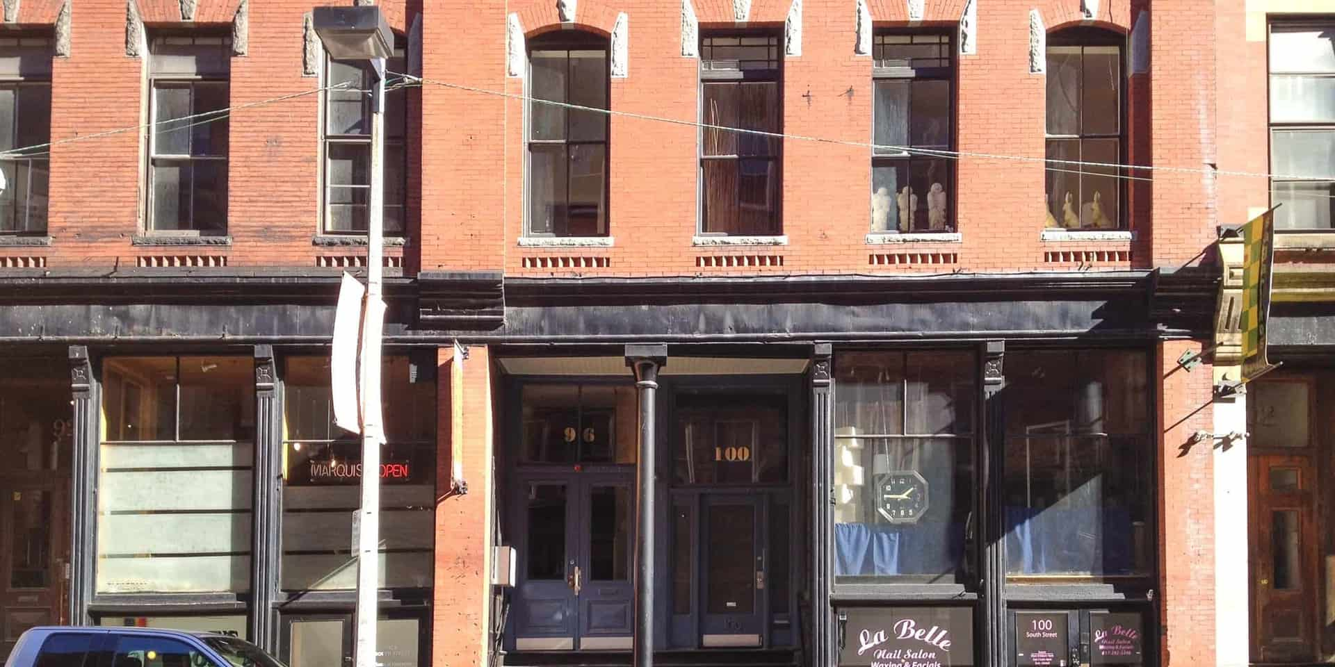 96 South Street Lofts