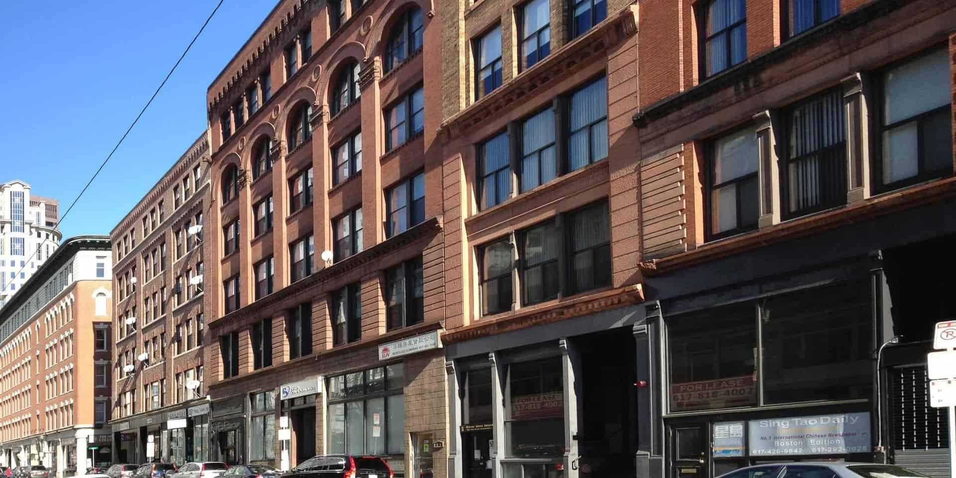 116 Lincoln Street Lofts