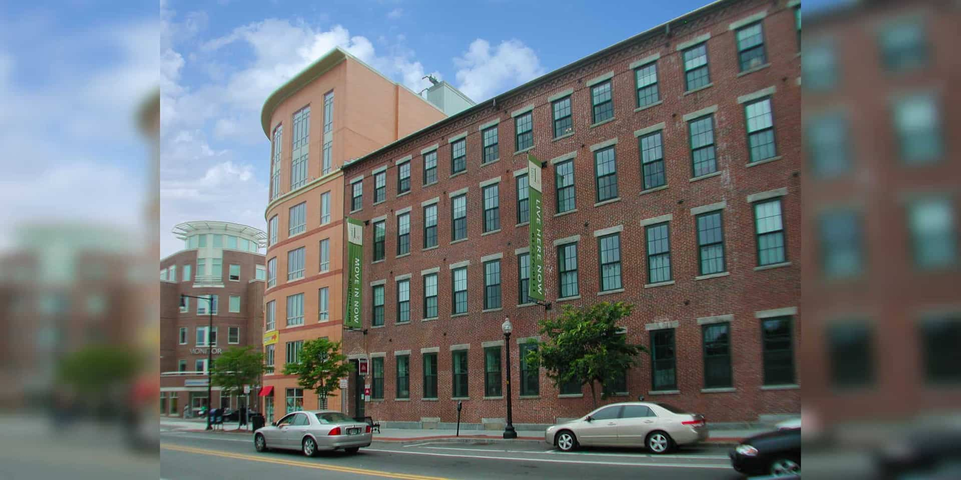 One First Lofts