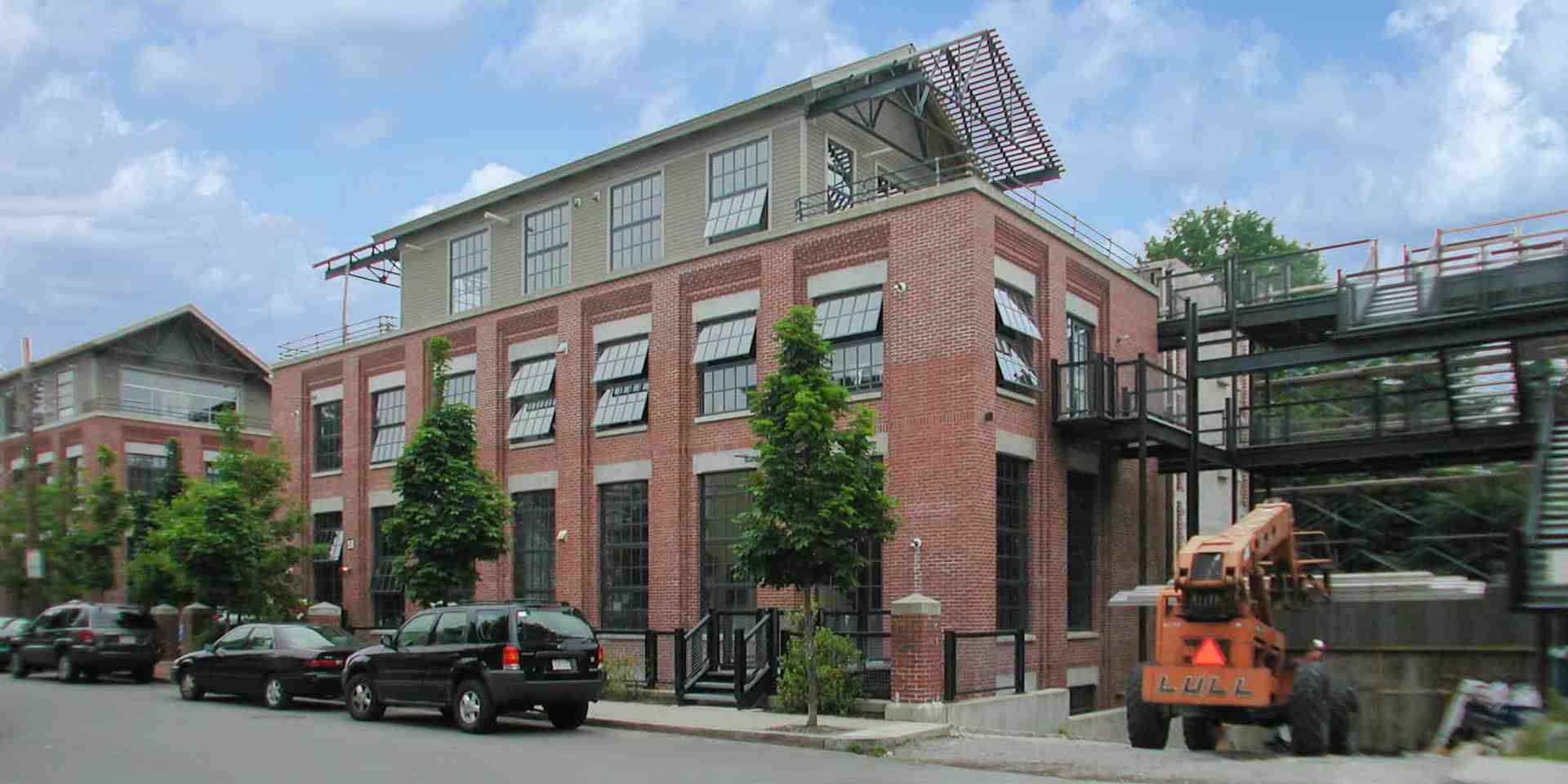 Building Five Lofts