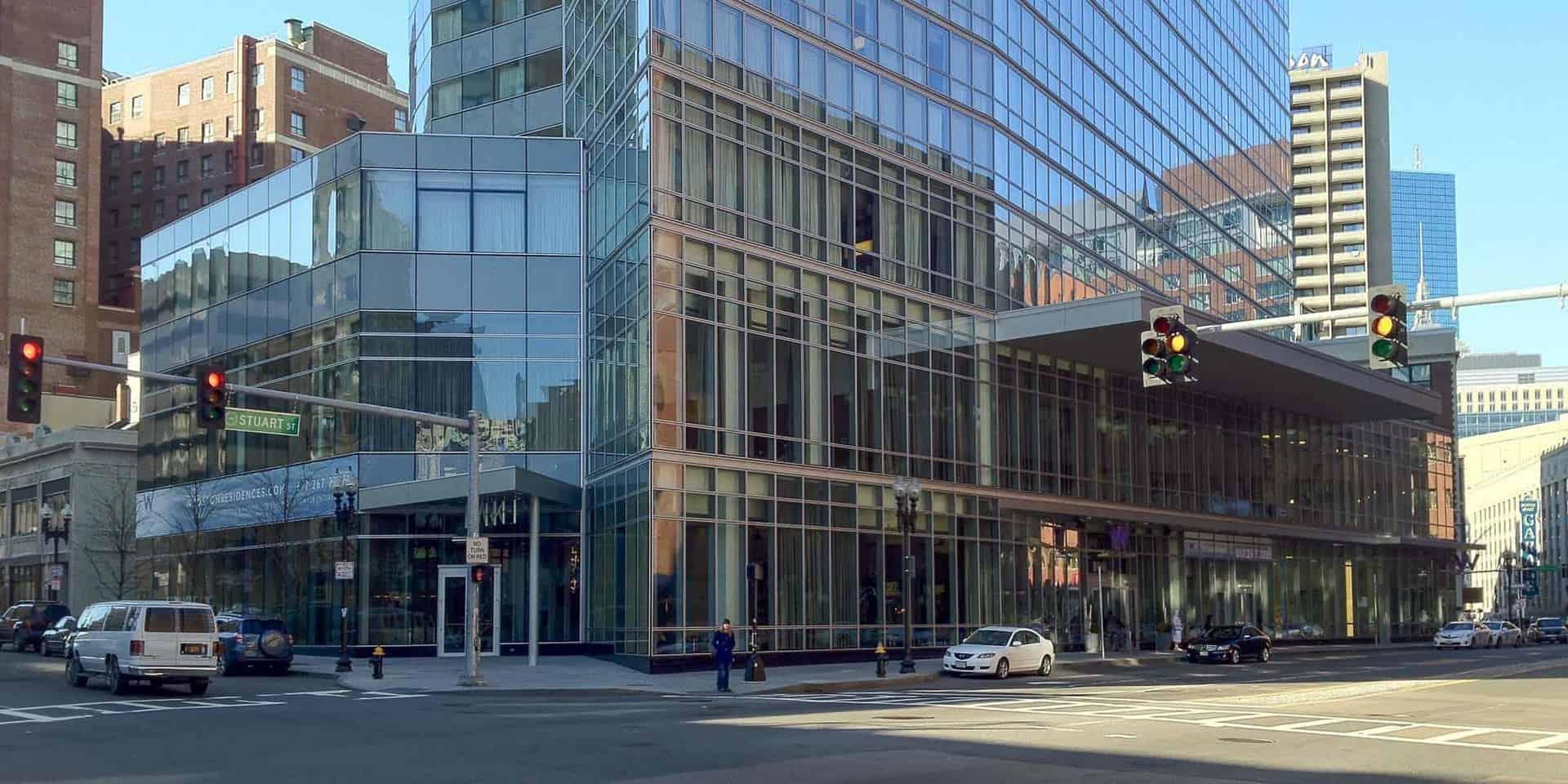 W Boston Residences