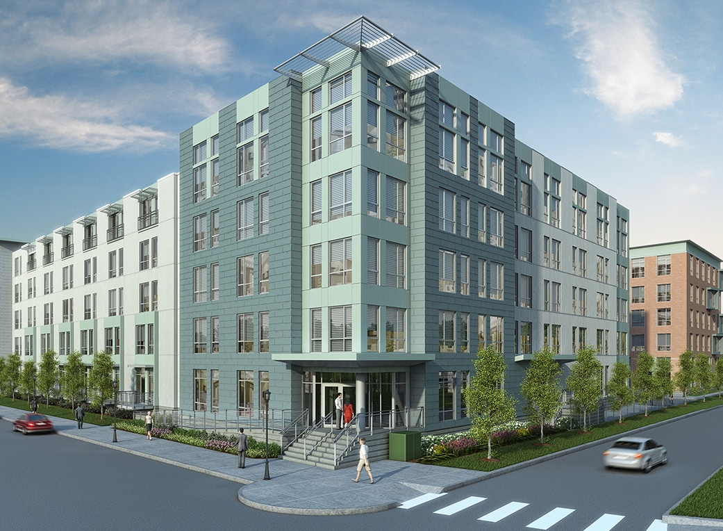 Hub 25 Dorchester Luxury Apartments Elevated Realty