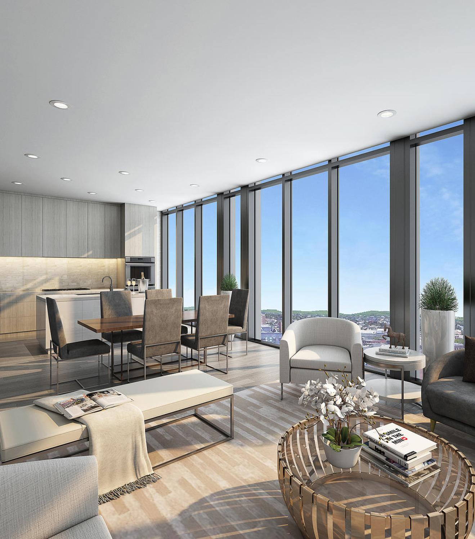 South End Luxury Condos