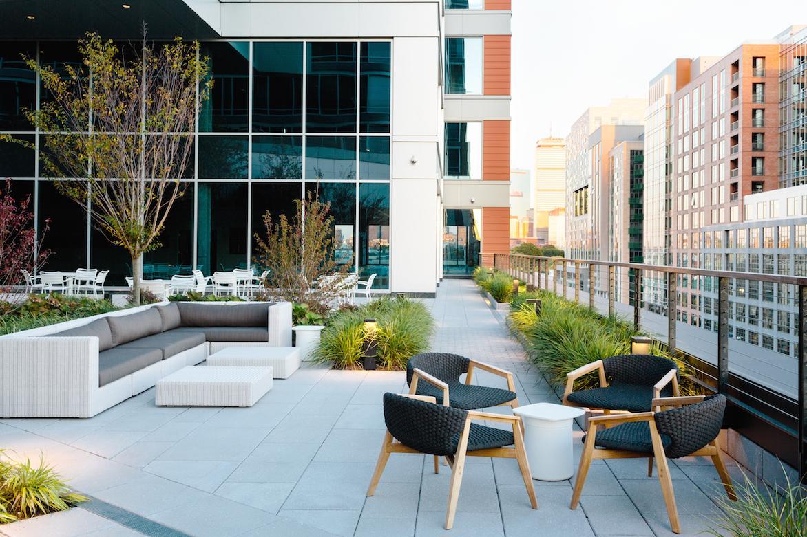 The van ness fenway boston luxury apartments elevated