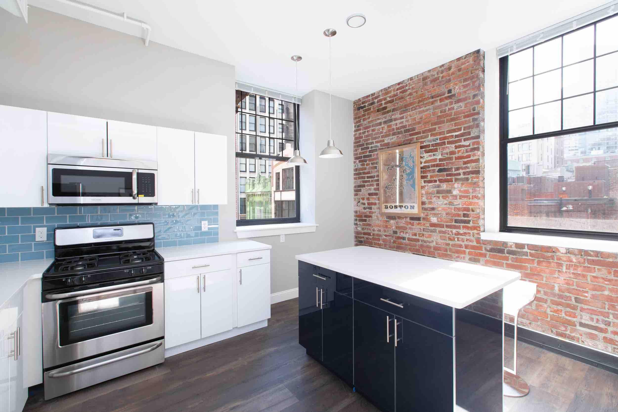 The Conrad. The Conrad | Boston Luxury ApartmentsThe ...