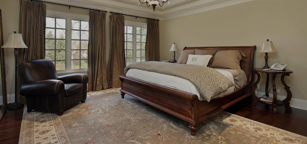 Master Bedroom w