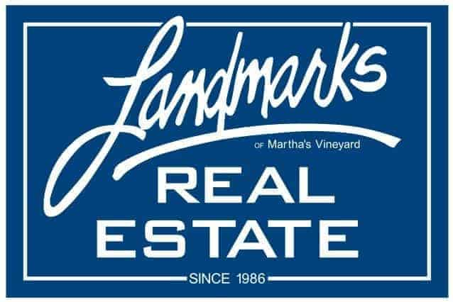 Landmarks Real Estate Logo