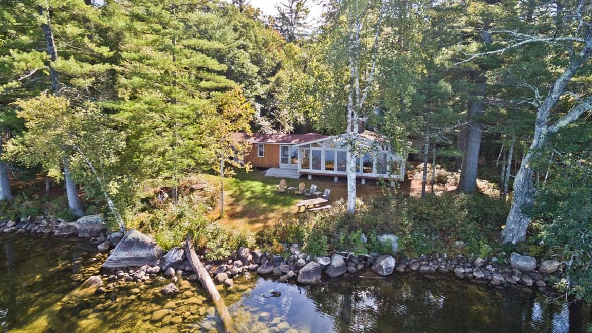 Strange Vacation Rentals Kezar Realty Western Maine Homes Land Download Free Architecture Designs Griteanizatbritishbridgeorg