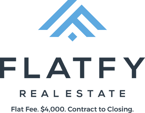 Flatfy Real Estate logo