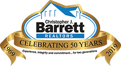 Christopher J. Barrett logo