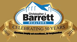 Christopher J. Barrett logo