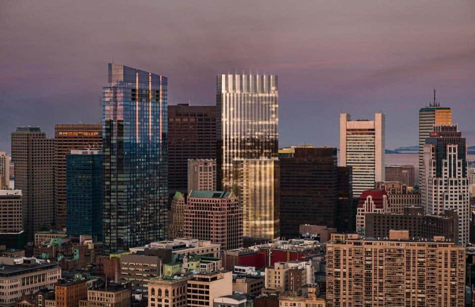 Winthrop Center | Downtown Boston Luxury Condos