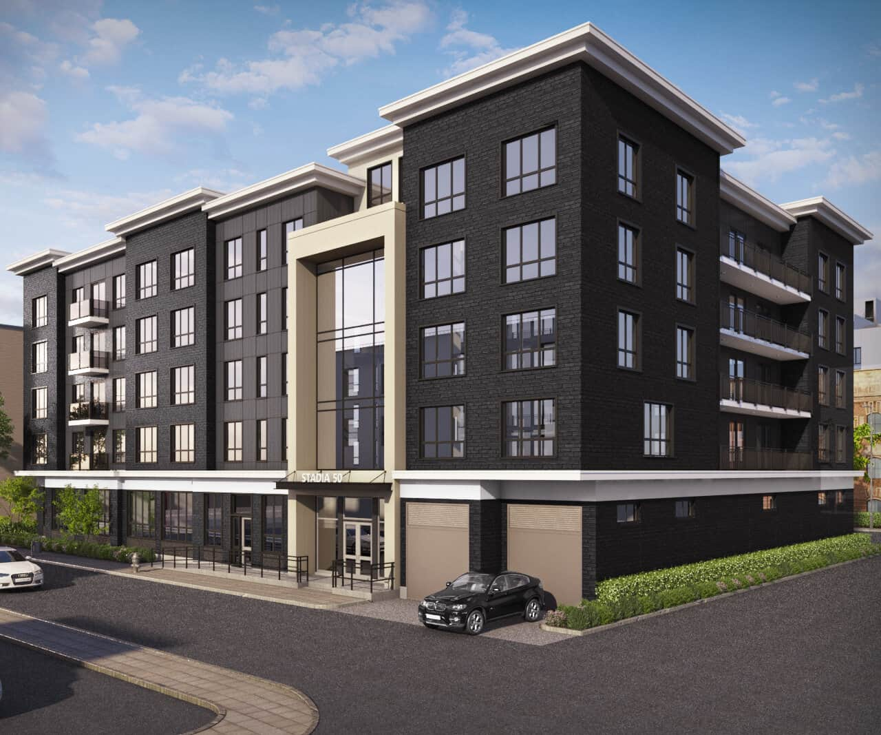 Stadia 50 | Brighton New Construction Condos