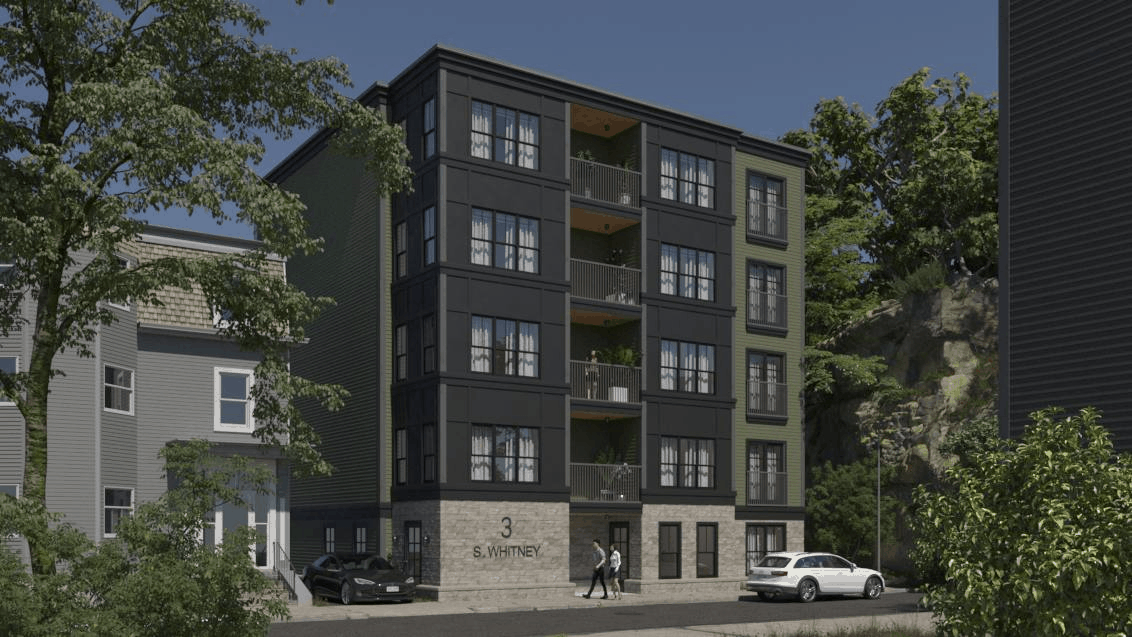 3 South Whitney | Mission Hill New Construction Condos