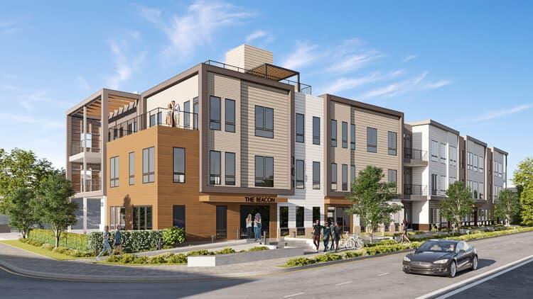 The Beacon | Watertown Luxury Condos