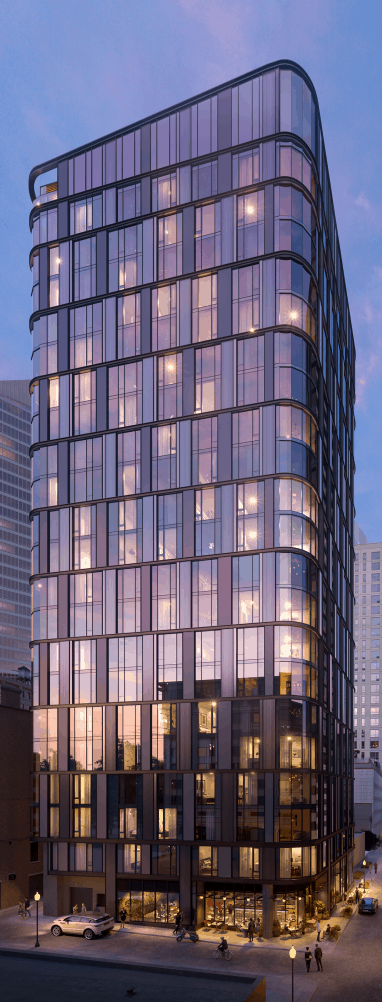 The Parker   Downtown Boston New Construction Luxury Condos
