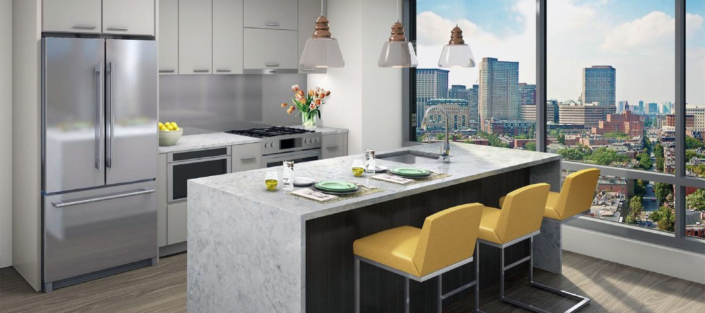 Siena Ink Block | Boston Luxury Condos