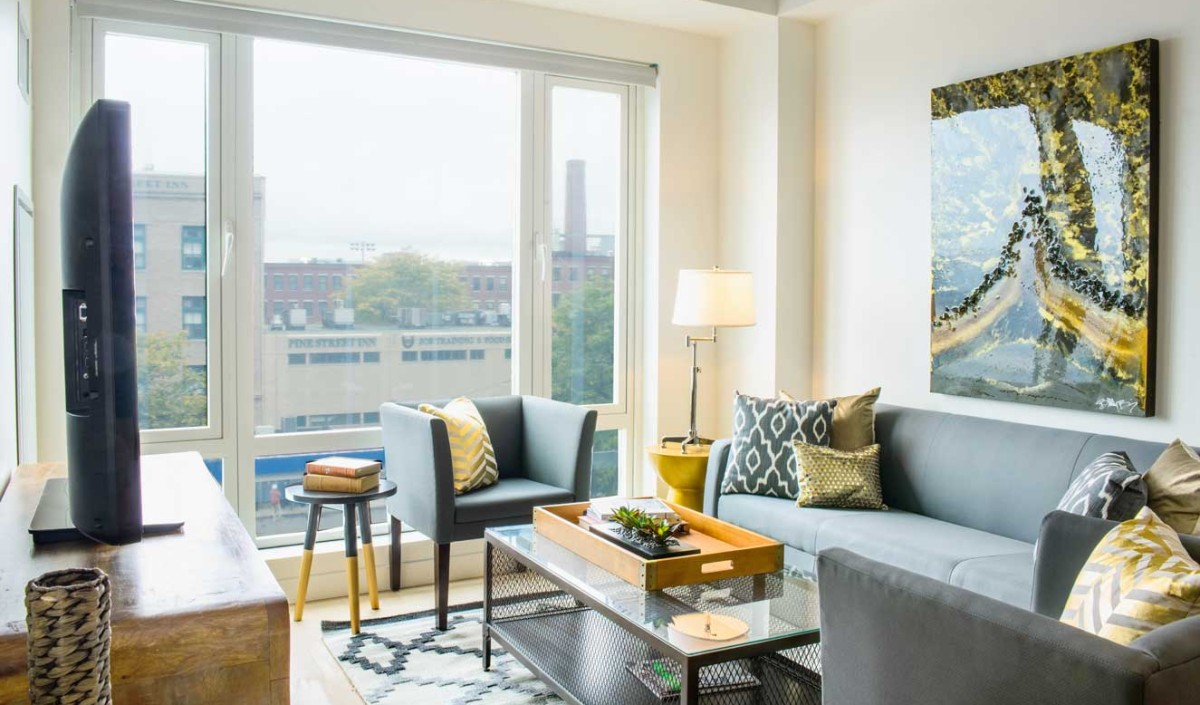 Troy Apartments for Rent in Boston's South End