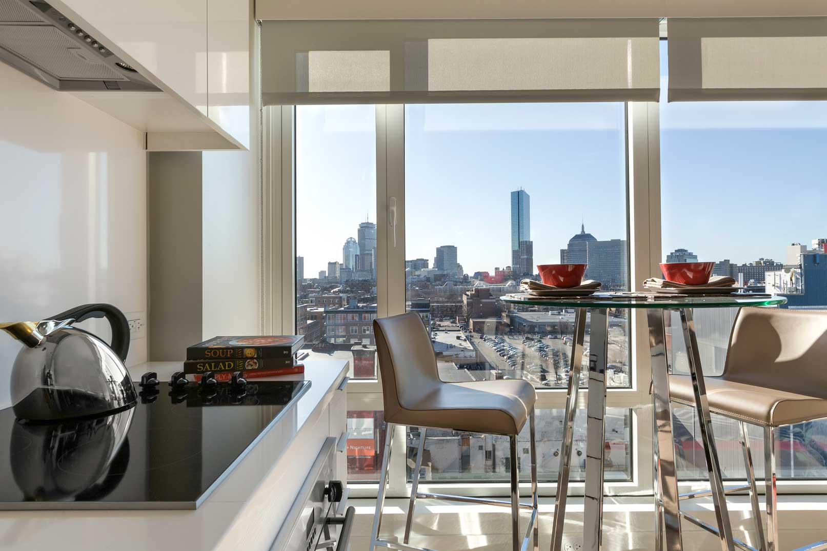 Troy Boston South End Luxury Apartments Elevated Realty