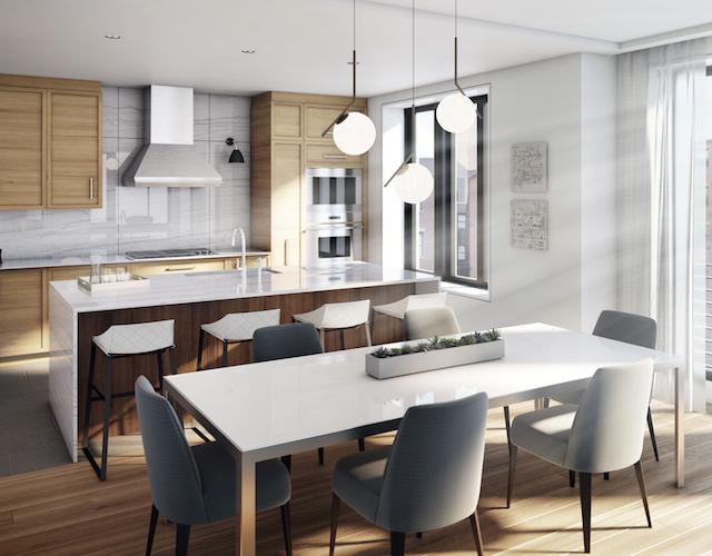 Four51 Marlborough Boston Back Bay Luxury Condos