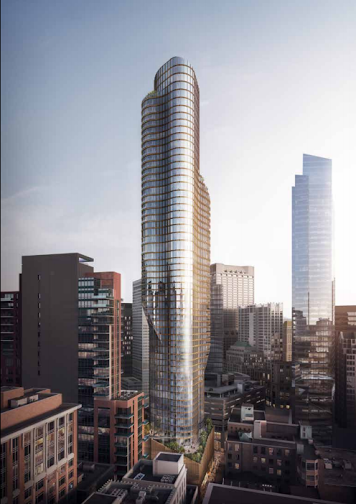 One Bromfield Downtown Crossing Boston's Newest Highrise