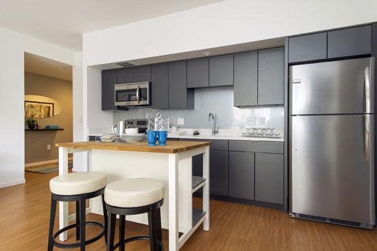 The Eco Allston Luxury Apartments in Boston