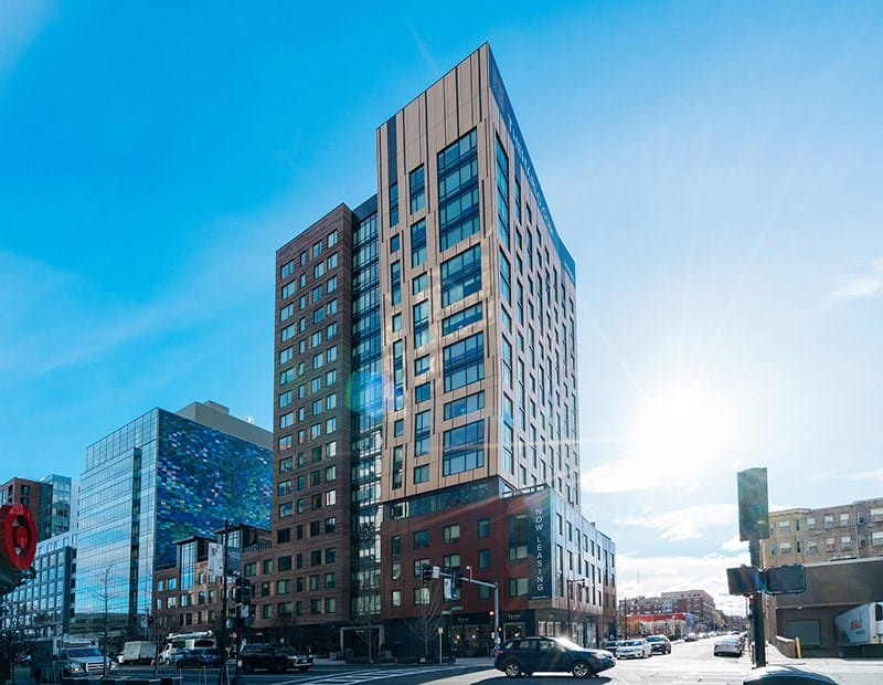 1350 Boylston Fenway Apartments