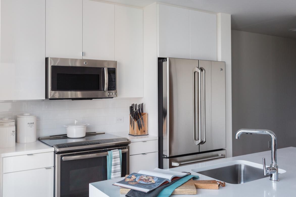 The Van Ness Boston Luxury Apartments in Fenway
