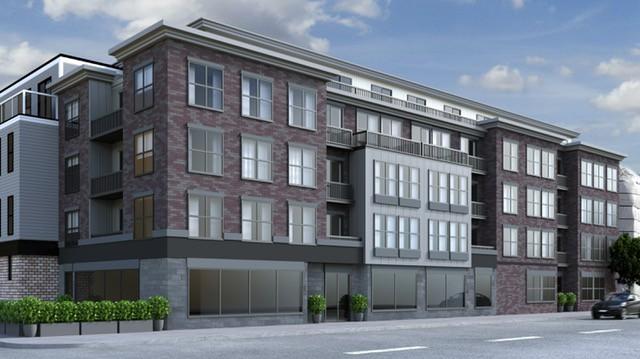 150 West Broadway | Boston Luxury Condos