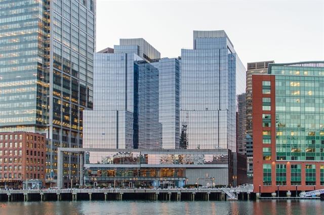 InterContinental Boston Waterfront Luxury Condos