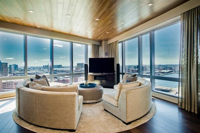 The Intercontinental Boston Luxury Waterfront Condos