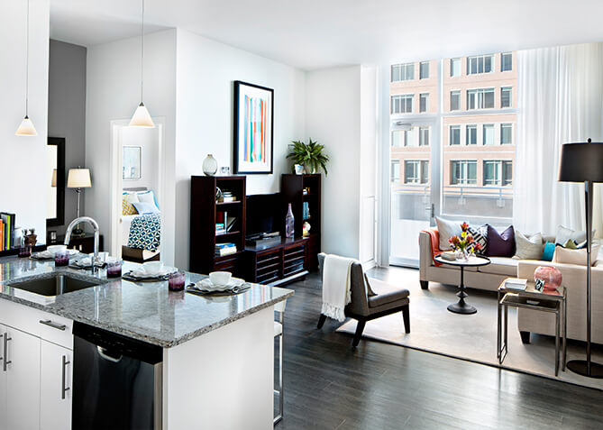 Waterside Place Seaport Luxury Apartments for Rent