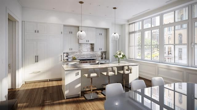 The Whitwell Beacon Hill Luxury Condos for Sale