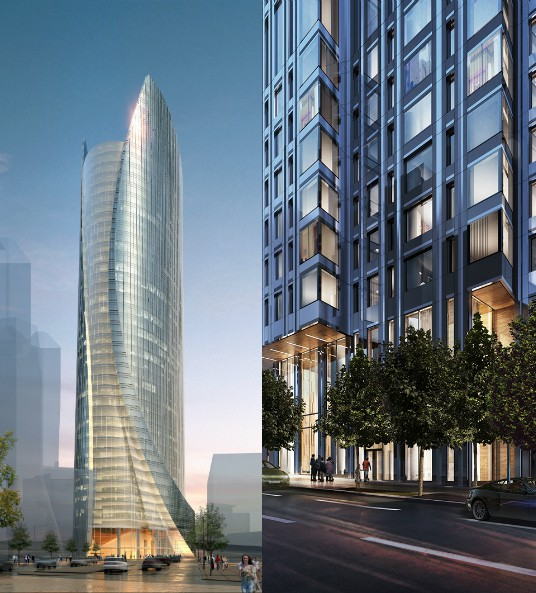 Bulfinch Crossing | Boston Luxury Condos