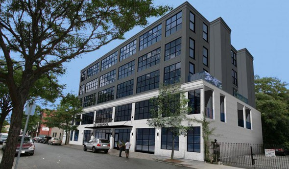 151 Liverpool | East Boston Luxury Condos