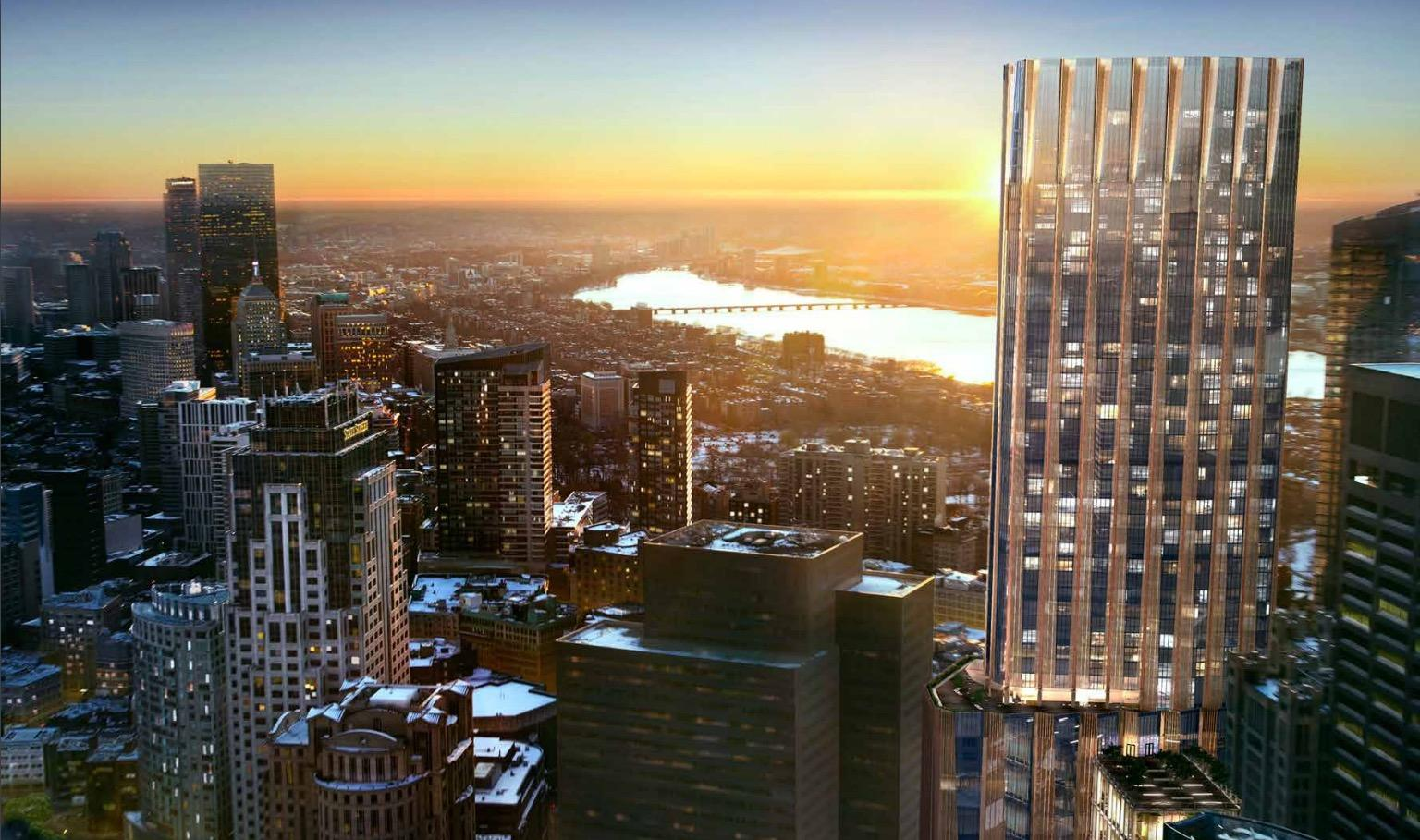Winthrop Square Tower | Boston Ultra-Luxury Condos