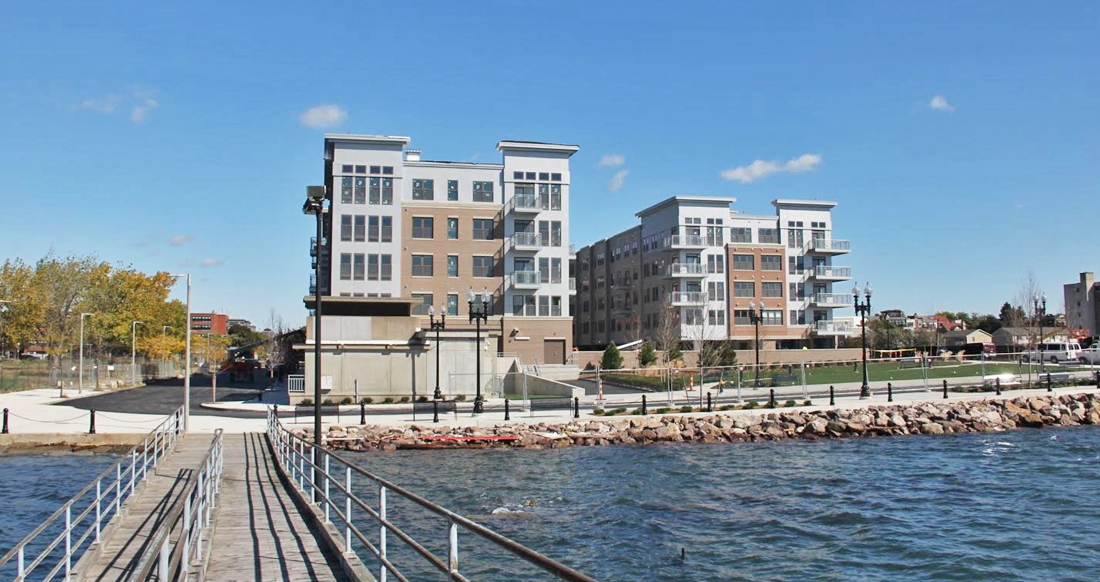 Portside At East Pier East Boston Luxury Apartments