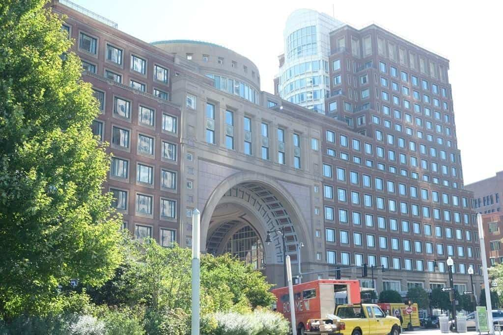 The Residences At Rowes Wharf Boston Waterfront Luxury Condos