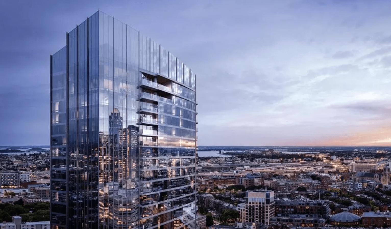 Raffles Back Bay Boston | Back Bay Ultra-Luxury Condos