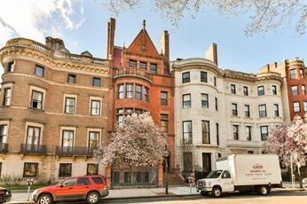 Thayer Mansion | Back Bay Boston Luxury Condos