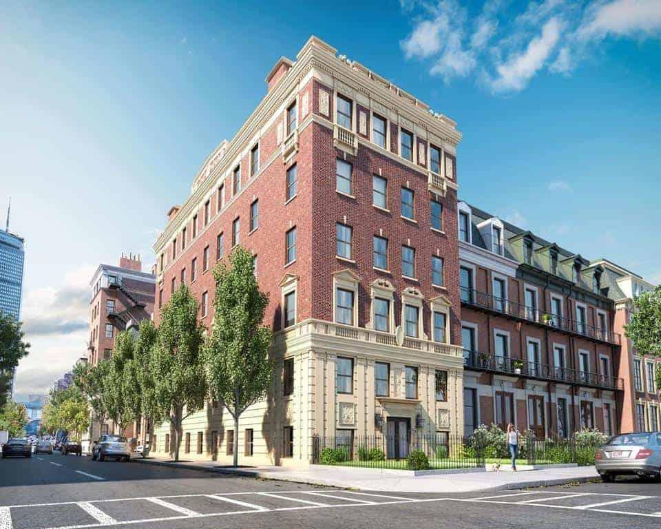 The Lydon | Back Bay Boston Luxury Condos