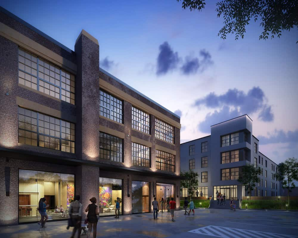 The Graphic | Charlestown Luxury Apartments