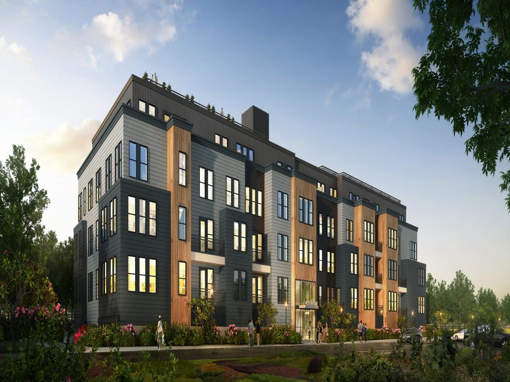 45 On Burnett | Jamaica Plain New Construction Condos